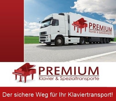 Günstiger Klaviertransport und Flügeltransport.