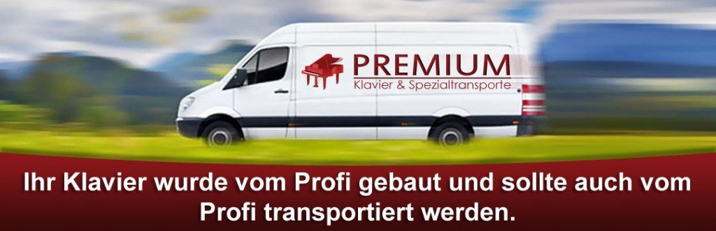 Tresortransport und Spezialtransport aus Meisterhand.