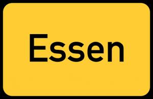 Tresortransport in Essen