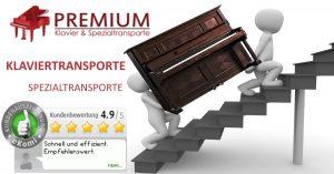Klaviertransporte von Spezialisten und zu fairen Preisen. Wer einen Klaviertransport benötigt ist bei uns in besten Händen.